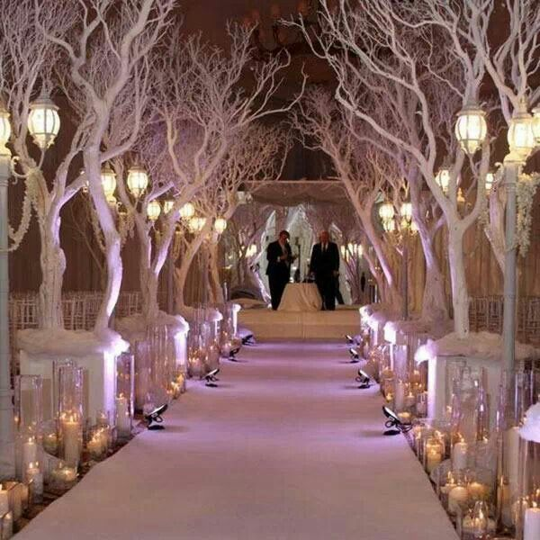 Wedding Ideas And Inspirations: Winter Wedding Inspiration