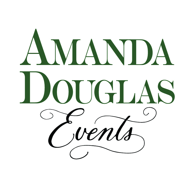 Amanda Douglas Events Logo
