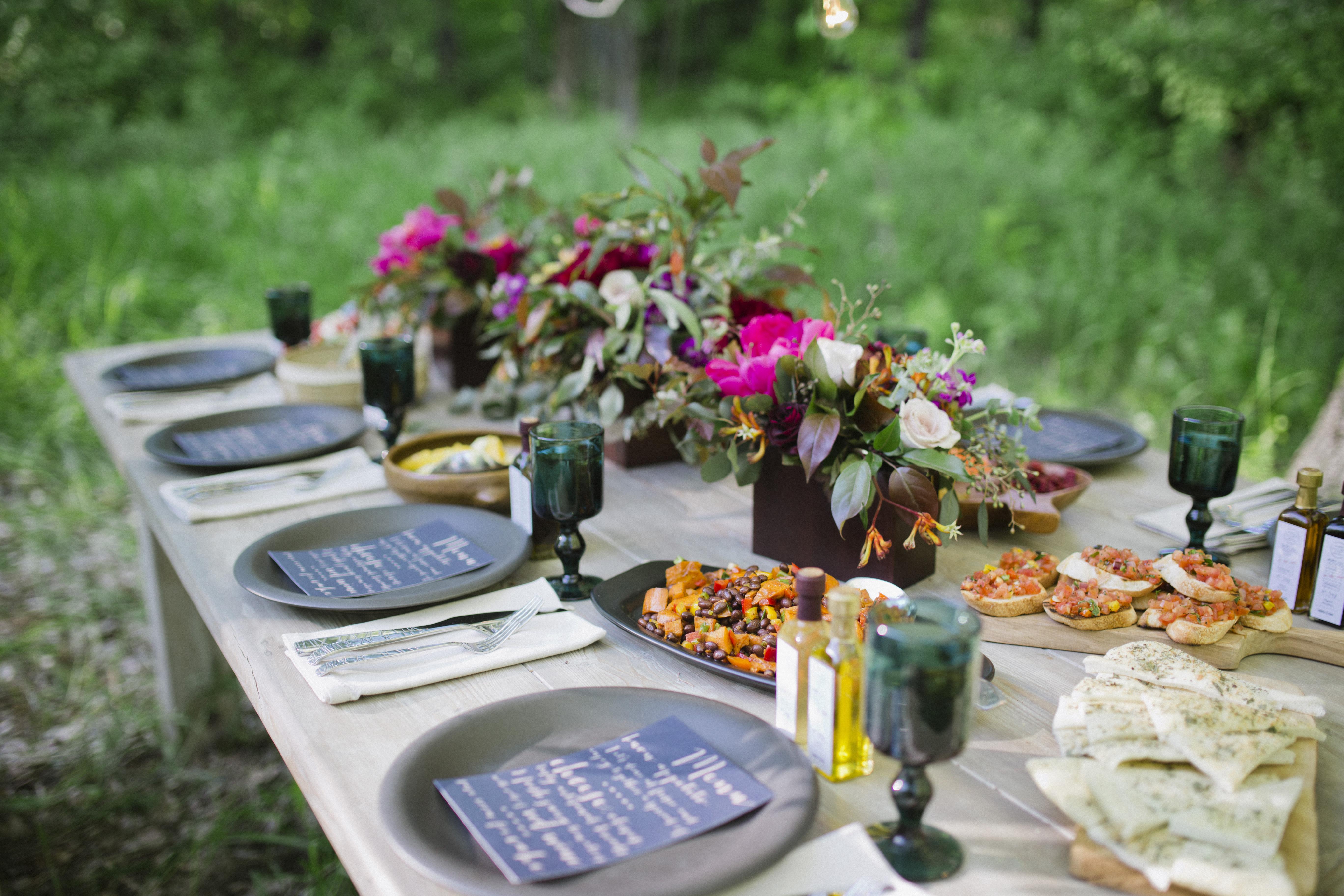 Italian Garden Party Inspiration Shoot Amanda Douglas