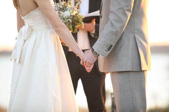 Wedding Vows - Amanda Douglas Events