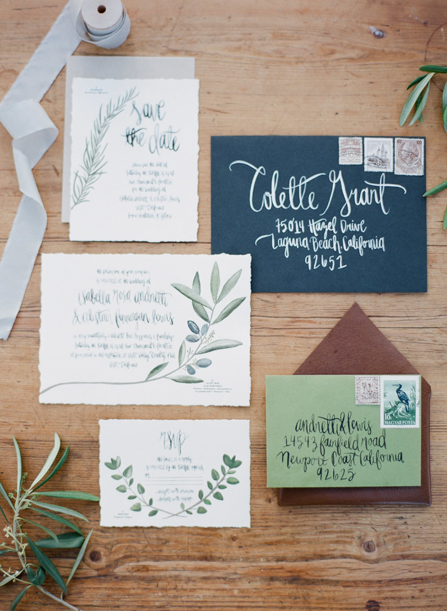 Wedding Stationery 101 - How to pick your suite - Amanda Douglas Events