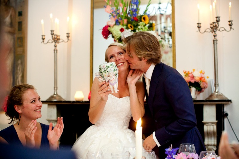How to Write a Great Bride & Groom Thank You Speech - Amanda