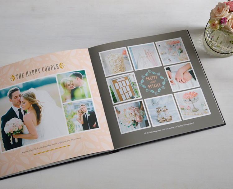 Photo book – gift for the bride – Amanda Douglas Events 3