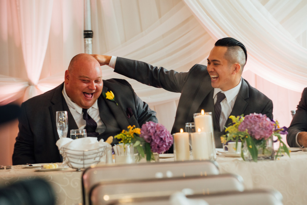 How to Write a Great Toast to the Bride & Groom - Amanda
