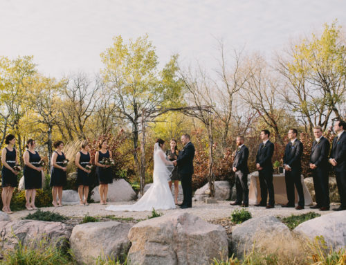 Tammy & Matt's Hawthorn Estates Barn Wedding