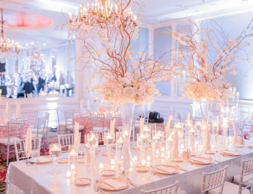 How to use Rose Quartz in your Wedding Design