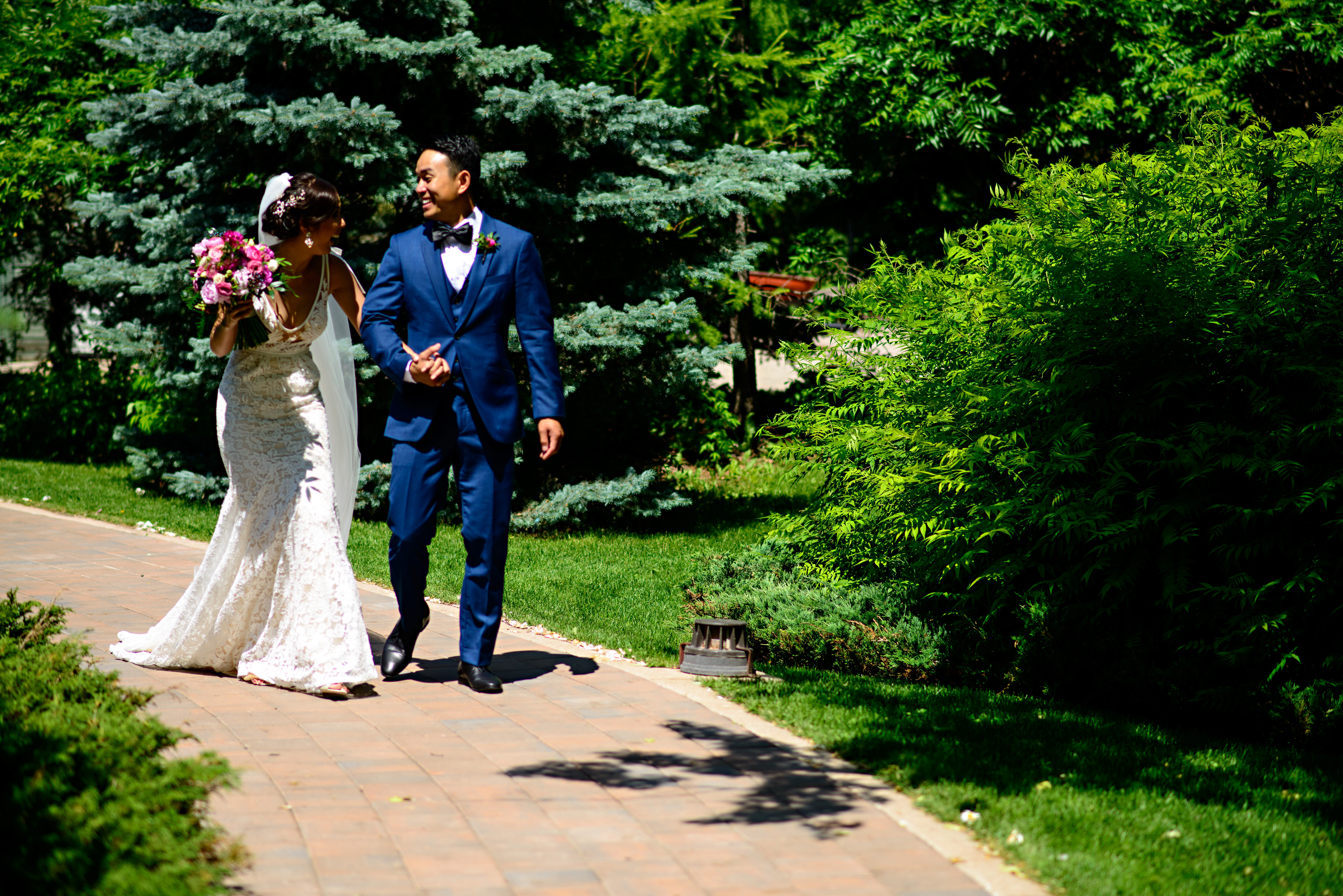 loida u0026 xay u0027s spring garden wedding amanda douglas events