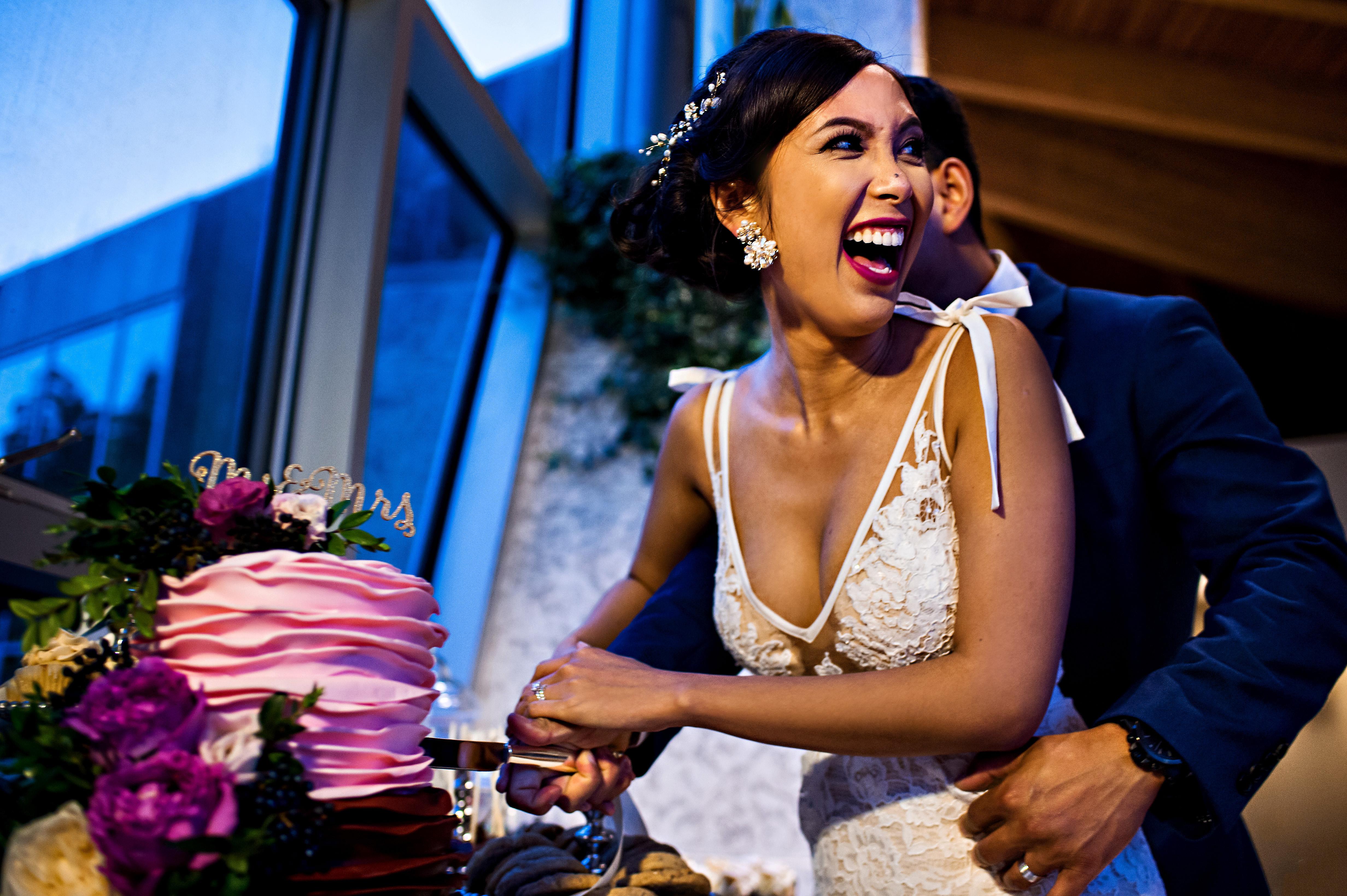 Loida Amp Xay S Spring Garden Wedding Amanda Douglas
