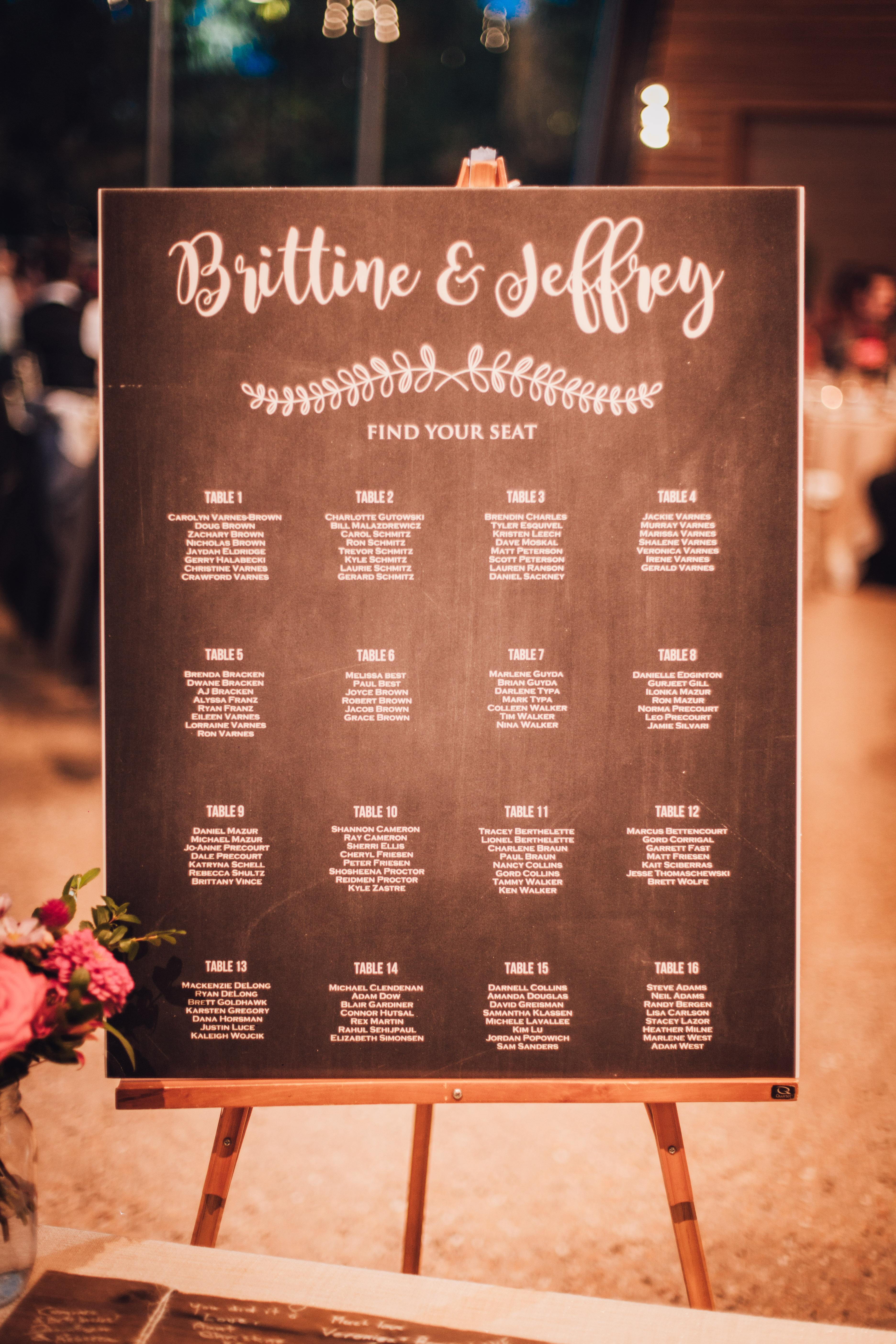 Brittine & Jeff\'s Qualico Family Centre Wedding