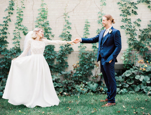 Caroline & Cam's French Provincial Inspired Wedding