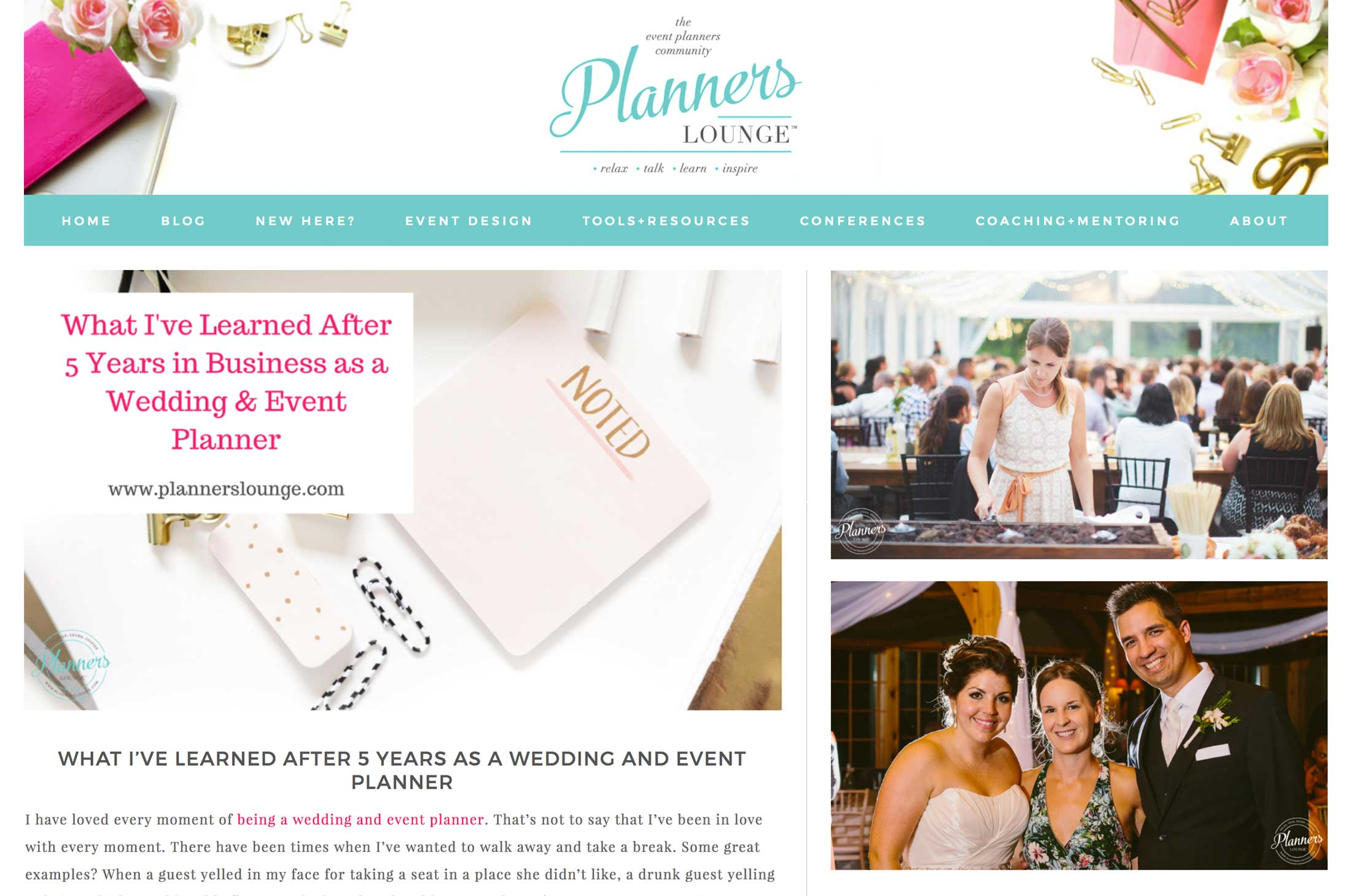 Winnipeg Wedding Planner and Inspiration Feature: What I've Learned After 5 Years as a Wedding Planner