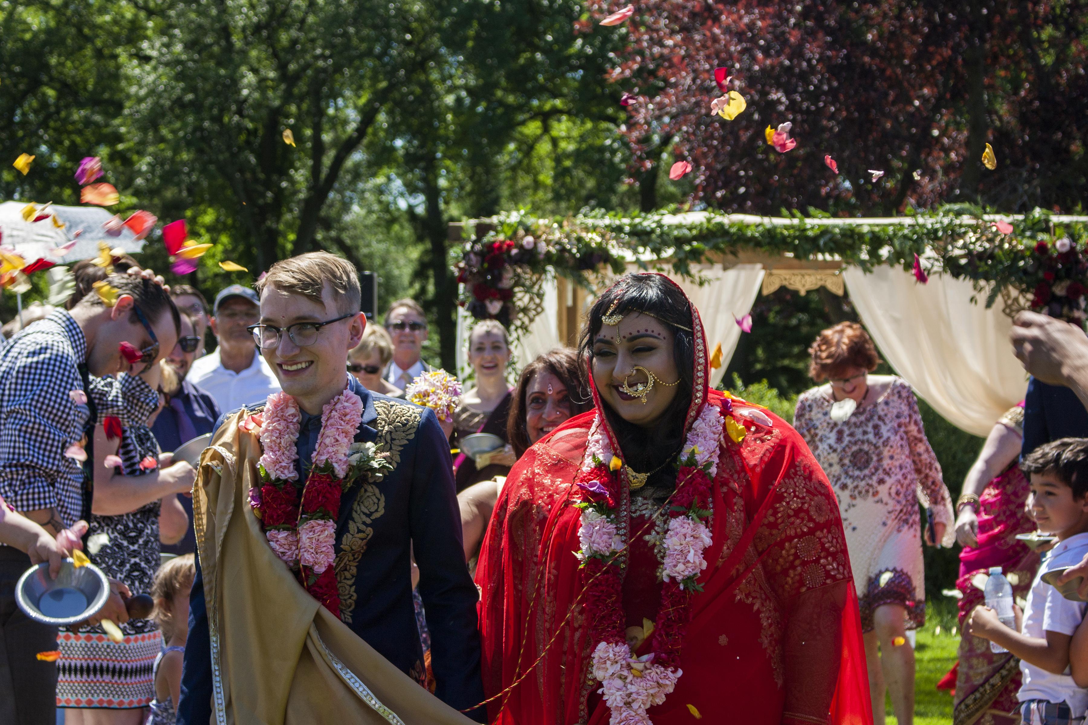 Winnipeg Indian Wedding - Amanda Douglas Events