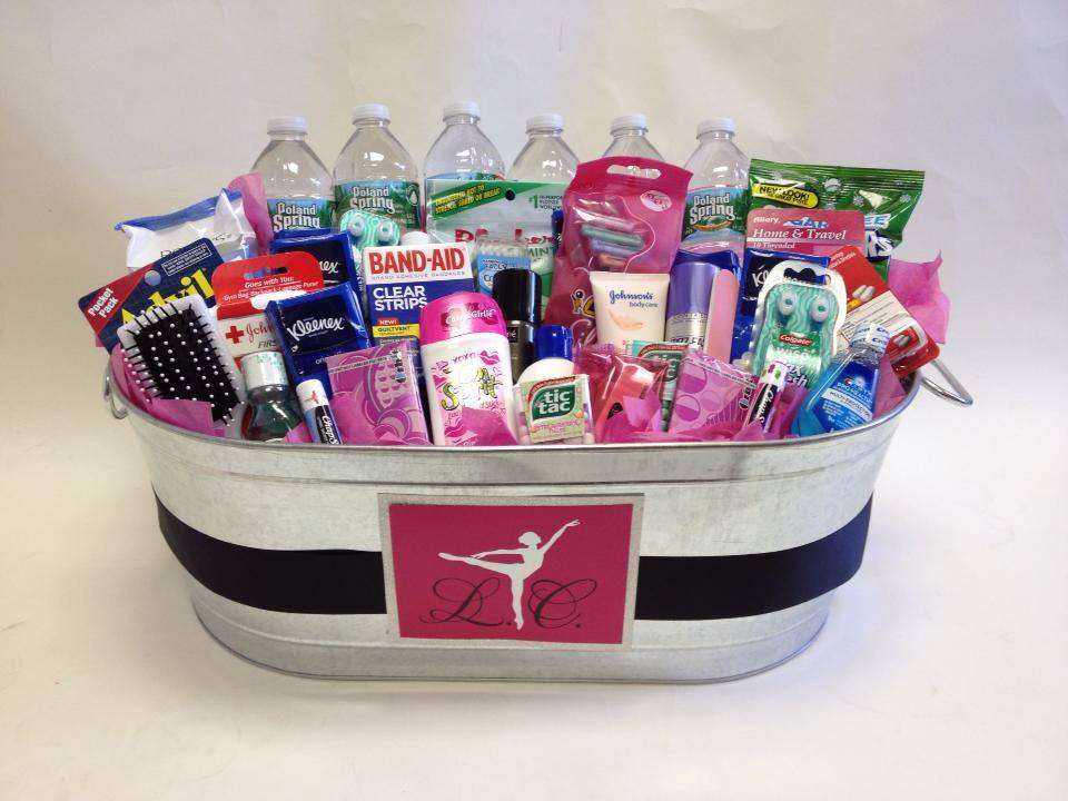 What To Put In A Toiletry Basket For Your Wedding Amanda Douglas Events Winnipeg Event Planner